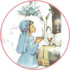 16 Catholic Children, Prayer Cards, Psp, Free Paper, Photos, Pictures, Communion, Special Day, Picture Frames
