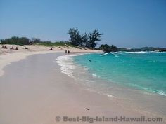 """MAKALAWENA BEACH.  """"Just a quick warning, this 'off the beaten path' beach is so perfect that you may never want to leave."""""""