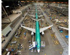 Boeing 737 line