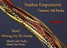 fly tying feathers - Google Search
