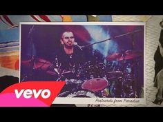 Ringo Starr - Postcards From Paradise (Lyric Video) - YouTube