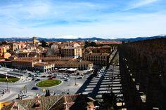 Segovia, España.