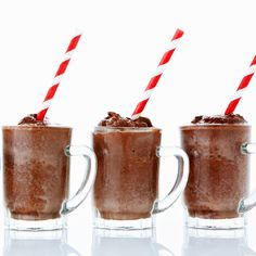 Frozen Hot Chocolate Recipe #BiteMeMore