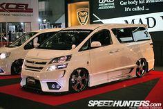 Gallery>> Tas 2012 - Vip & Vans - Speedhunters