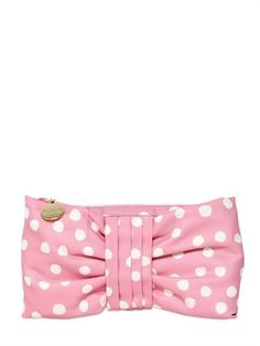 Clutch a pois Red Valentino