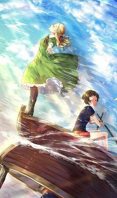 When Marnie was There; Studio Ghibli