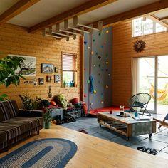 ワンダーデバイスのご紹介。自分は自分、好きなことを何より大切にしたい。だから家だって、自分仕様に自由にカスタマイズする。ログハウス・木の家のBESSです。