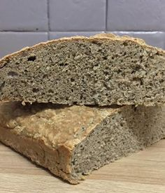 Pain sans gluten - Powered by Maine Coon, Pains Sans Gluten, Sweet Recipes, Vegan Recipes, Sans Gluten Vegan, Patisserie Sans Gluten, Gluten Free Baking, Fodmap, Banana Bread