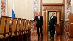 Russian Prime Minister Dmitry Medvedev said on Wednesday that his government was resigning to give President Vladimir Putin room to carry out the changes he wants to make to the constitution. Vladimir Putin, Lame Duck, Judicial Branch, Constitutional Amendments, Political System, Elizabeth Warren, Ny Times, Change, York