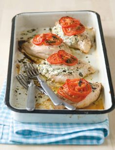 Recepty: Italské kuře