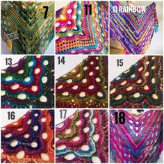 Rainbow Poncho Pride Women, Crochet outlander Triangle Shawl Wraps Fringe, Plus size Festival Vegan, Mom-Birthday-Gift-from-Daughter Plus Size Festival Outfit, Festival Poncho, Bridesmaid Shawl, Hippie Crochet, Crochet Triangle, Rainbow Crochet, Crochet Shawls And Wraps, Mom Birthday Gift, Knitted Poncho