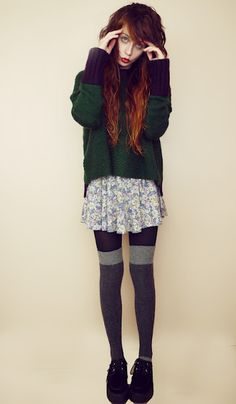 cosy autumn outfit <3