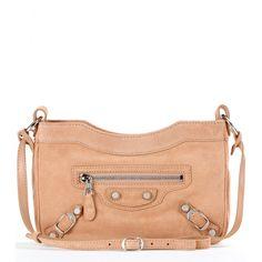Balenciaga - Giant Hip suede shoulder bag - mytheresa.com