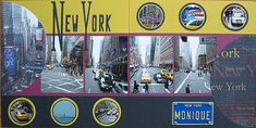 New York - Scrapbook.com