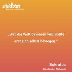 Die Welt bewegen - Sokrates