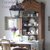 Working with Small Spaces - Kitchenette - Cedar Hill Farmhouse