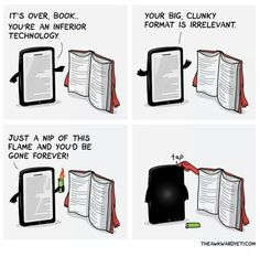 To all those who still are reading real books!!!!