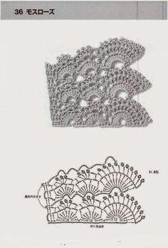 Ivelise Feito à Mão: Lindos Pontos Em Crochê