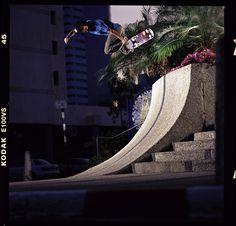Javier Mendizabal ©Antton #skate