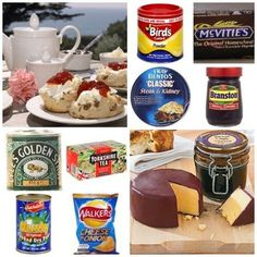 Authentic How to Buy English Food Abroad, ,