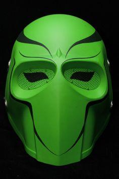 Paintball Mask #Mask