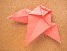 DIY Origami: DIY  Make an Origami Owl