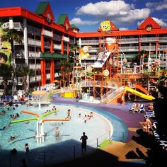 Military Discount Summer Travel Series: Nickelodeon Hotel Orlando Florida - Army Wife 101