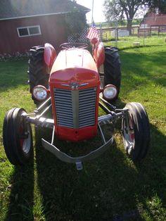 Massey Ferguson Banner Garage Workshop PVC Sign Tractor Farming Vintage Script