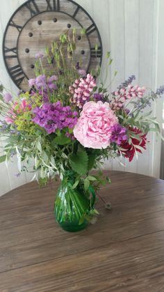 Floral (pinkdayliliy)