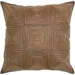 Rizzy Home - Brown Decorative Accent Pillows (Set of 2) - T04285