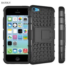 Heavy Duty Armor Shockproof Case For iPhone SE //Price: $7.77 & FREE Shipping Coupon Code #INSTA10