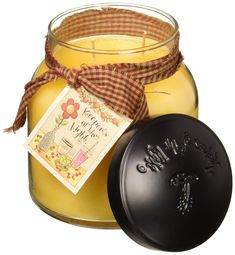 A Cheerful Giver Slice of Paradise 34 Oz Papa Jar Candle, Multi #jarcandles
