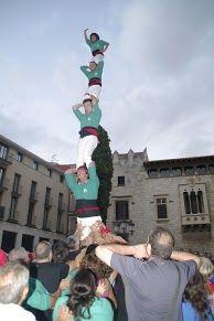 Castellers de lo Prado - pd5 - Vilafranca del Penedès 25-08-2012