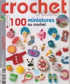 Crochet embellishments by Sueli Leonardi - issuu