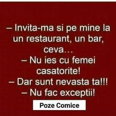 Humor Quotes, Funny Quotes, Life Humor, Romania, Funny Texts, Funny Animals, Minecraft, Mood Quotes, Funny Phrases