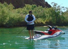 Fishing - If you're an angler, then you'll have a blast in Lake Havasu. You can catch all kinds of fish, including catfish, striped bass, blue gill and more.  Lake Havasu is notorious for its countless coves and inlets that are just begging to be fished in. You don't have to have a boat either...   http://www.petfriendlyhavasu.com/fun-in-havasu.html
