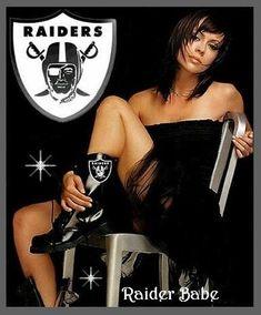 Raiders Girl, Oakland Raiders Football, Vikings Football, Nfl Oakland Raiders, Minnesota Vikings, Pittsburgh Steelers, Nfl Football, Raiders Vegas, Raiders Stuff