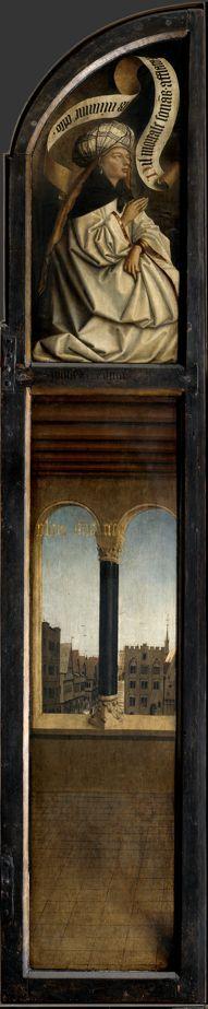 http://closertovaneyck.kikirpa.be/#home/sub=close Closer to Van Eyck: Interieur met stadszicht.