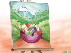 Comment peindre un tableau avec de la peinture acrylique Acrylic Painting Techniques, Step By Step Painting, Big Shot, Artwork, Pallets, Acrylic Painting Lessons, How To Paint, Acrylic Paintings, Canvases