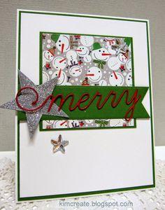Kim'sCards&Crafts: Merry Monday 126