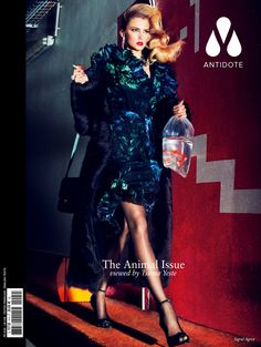 """The Animal Issue"" - Antidote - Sigrid Agren - Txema Yeste"