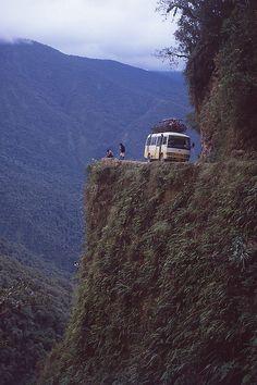 roadtrip in a van like this #bucketlist