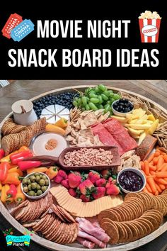 Snack Platter, Party Food Platters, Platter Ideas, Veggie Platters, Charcuterie Recipes, Charcuterie And Cheese Board, Sandwich Bar, Party Snacks, Appetizers For Party