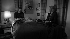 Sarah Paulson and Mark Duplass in Blue Jay Adam Driver Paterson, September In The Rain, Mark Duplass, Sean Young, Netflix, Bon Film, Blue Jay, Film Stills, American Horror Story