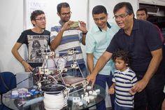 DE CARA COM A VERDADE: Semana Nacional de Ciência e Tecnologia no Maranhã...