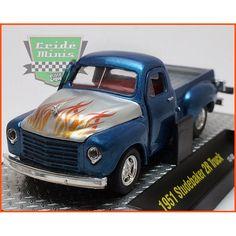M2 Studebaker 2R Truck 1951 Customizado escala 1/64