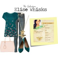 """Elise Whisks"" by charlizard on Polyvore"