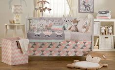 Perfect Baby Bedding Always Needed in Baby Room