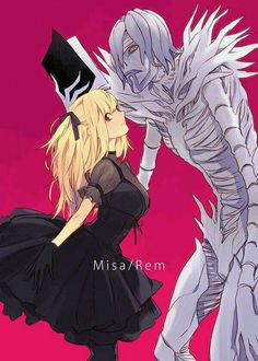 Misa and Rem
