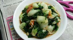 Stir Fry Nai Bai (vegetables)